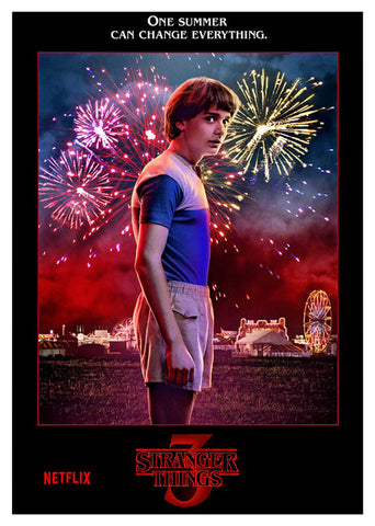 Stranger Things 3, Srs-187