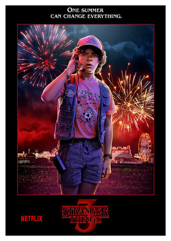 Stranger Things 3, Srs-188