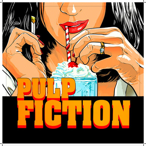Pulp Fiction, Tarantino, Strx-017