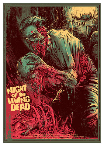 Night of the Living Dead, THR 44