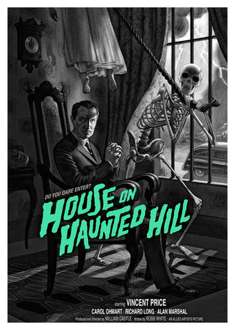 House on Haunted Hill, THR 47