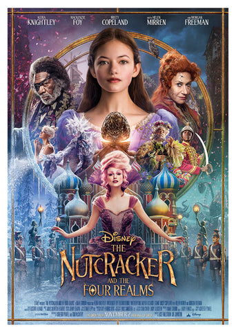 The Nutcracker and the Four Realms. TLS-180