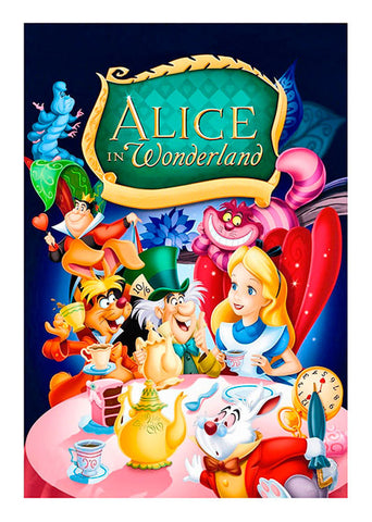 Alice in Wonderland, TLS 1.