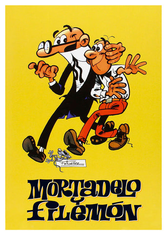 Mortadelo y Filemon, TLS-201