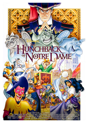 The Hunchback of Notre Dame, TLS 205