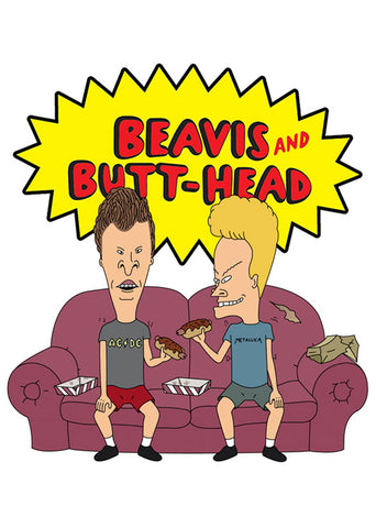 Beavis and Butt-Head, TLS-245