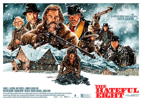 Tarantino, The Hateful Eight, TNT-38