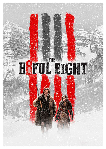 The Hateful Eight 1, TNT-9.