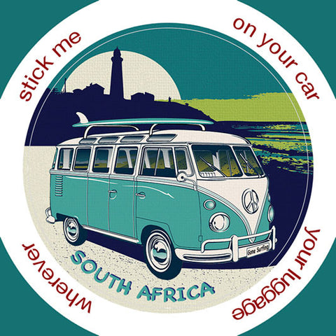 6, Surf Theme (South Africa Combi) Strx-010.