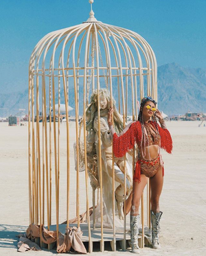 The Best Dressed of Burning Man