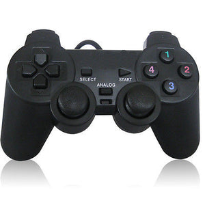 Wired USB Game Controller for PC