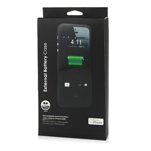 2500mAh Battery Charger Case for iPhone 5 5S SE