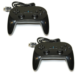 2 Game Controller For Nintendo Wii Remote