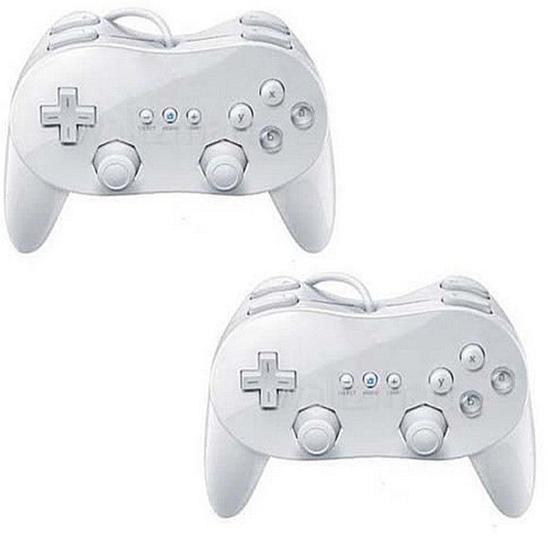 2 Pack Game Controller For Nintendo Wii Remote