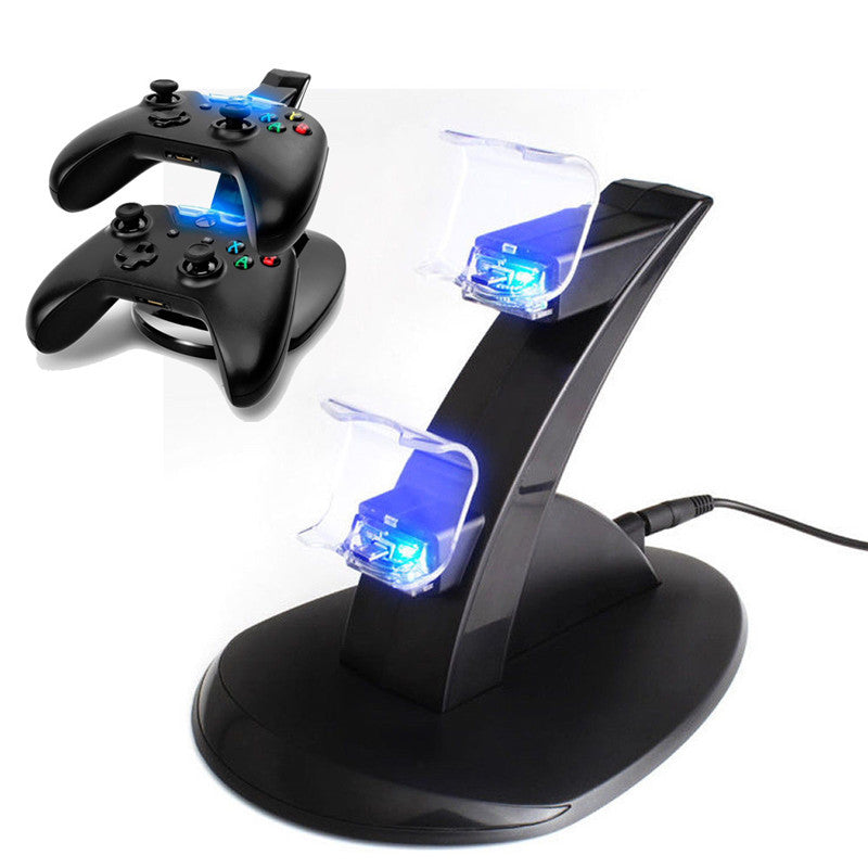 USB Fast Charging Dock for Xbox One Game Controller
