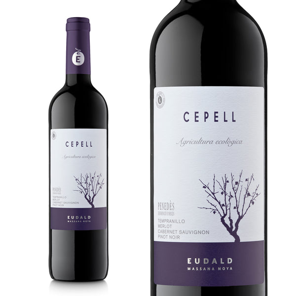 Cepell Negre 2019 - Bot 75cl