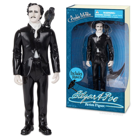 Edgar Allan Poe (Action Figure).