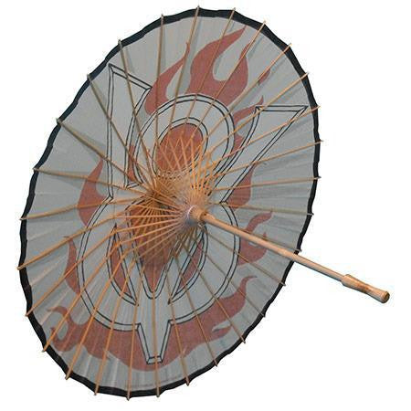 Paper Parasol Ford V8 Flamed