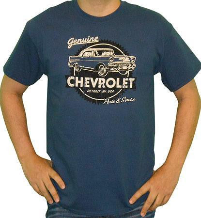 Mens Genuine Chevrolet T-shirt