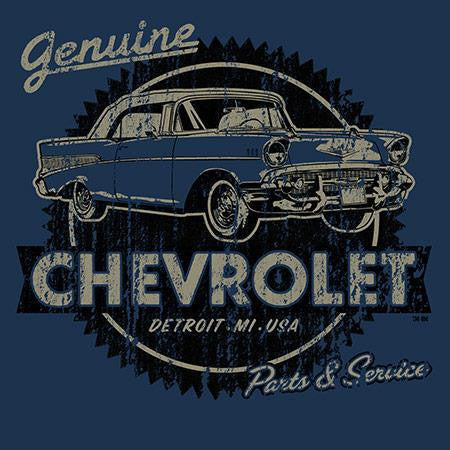 Women Genuine Chevrolet T-shirt