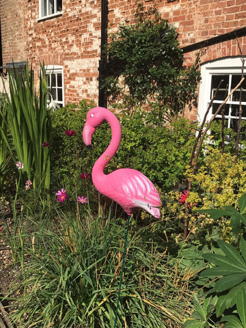 Pink Flamingo (Small Plastic)