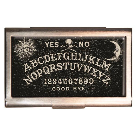 'Weegie' Card Case - Magic Fortune Teller