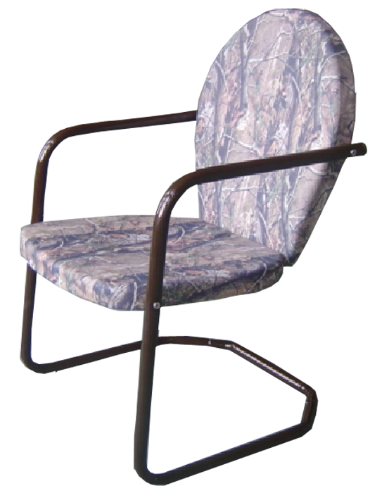 Camouflage (Realtree) 'Bellaire' Lawn/Patio Chair