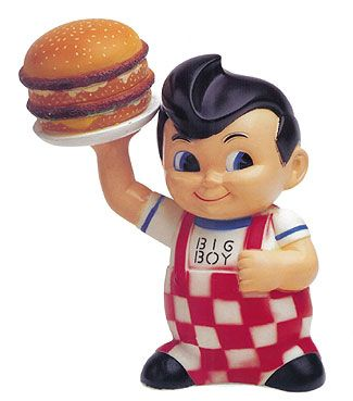 Bobs Big Boy (Mens) T-Shirt