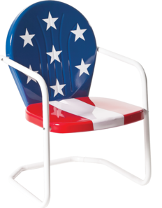 Americana 'Bellaire' Lawn/Patio Chair