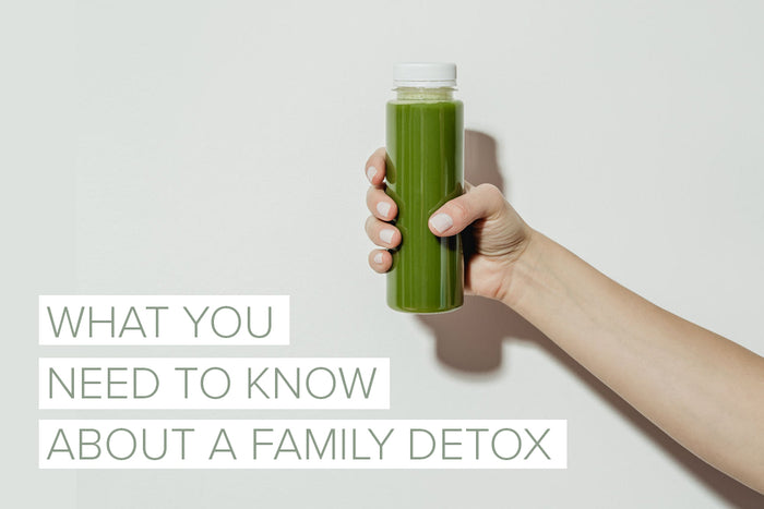 WHAT YOU NEED TO KNOW ABOUT A FAMILY DETOX