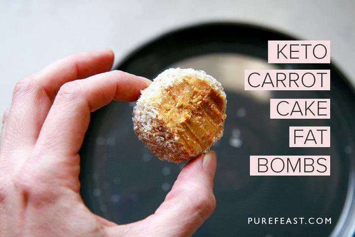 Keto Fat Bombs Recipe