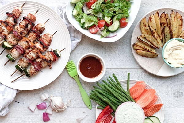 Healthy & Delicious BBQ Swaps & Recipes