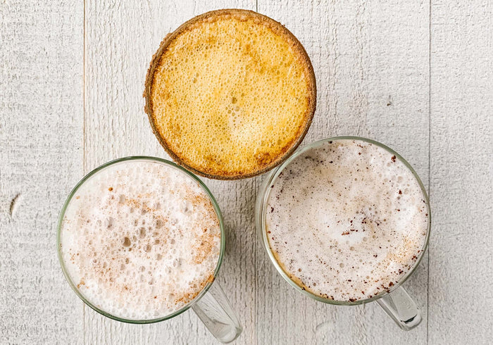 Top 3 Recipes for Healthy Lattés
