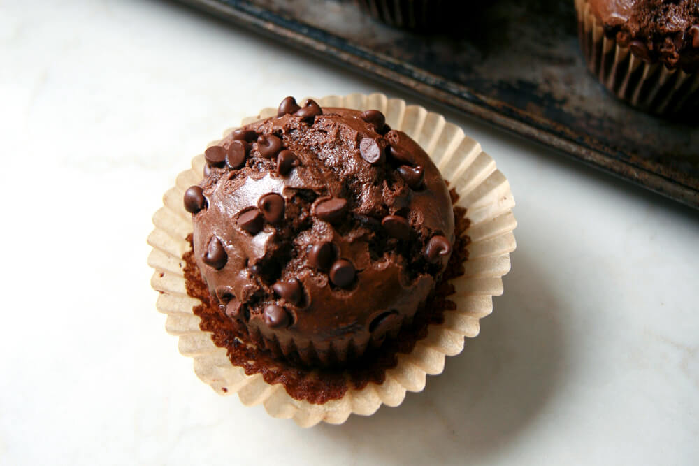 Chocolate paleo muffin recipe