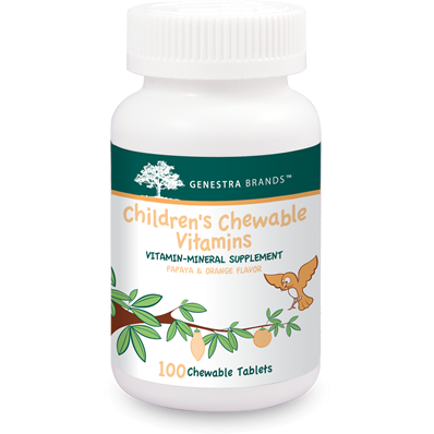 Buy Genestra Children's Chewable Vitamins at Pure Feast