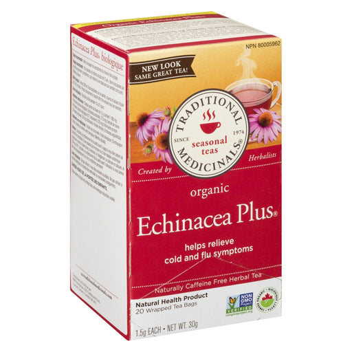 Buy Traditional Meidicinals Organic Echinacea Plus at Pure Feast