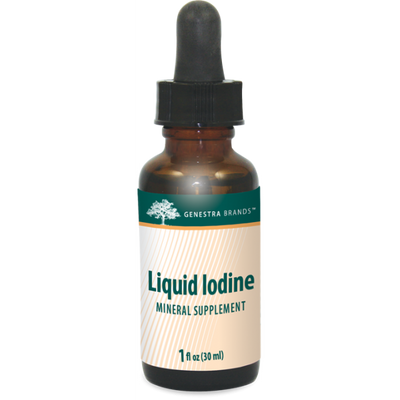 Buy Genestra Liquid Iodine at Pure Feast