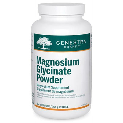 Buy Genestra Magnesium Glycinate Powder at Pure Feast