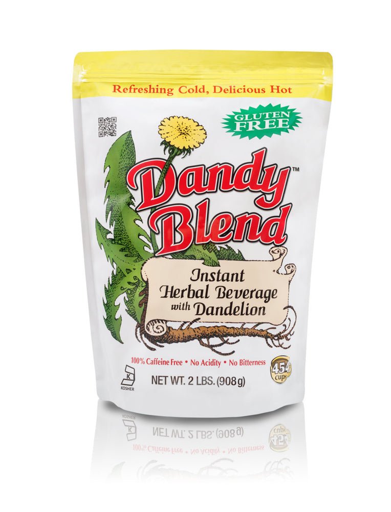 Buy Dandy Blend Instant Herbal Beverage with Dandelion, 908g, 2lbs at Pure Feast
