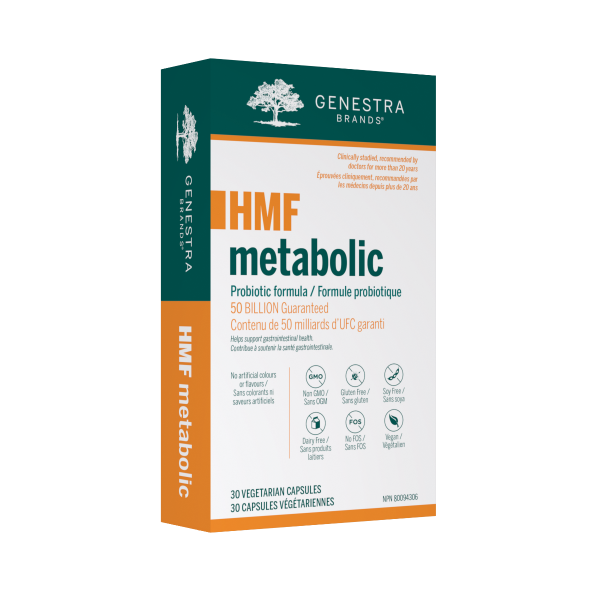 Buy Genestra HMF Metabolic at Pure Feast