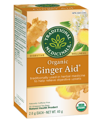 Buy Traditional Medicinals Organic Ginger Aid at Pure Feast