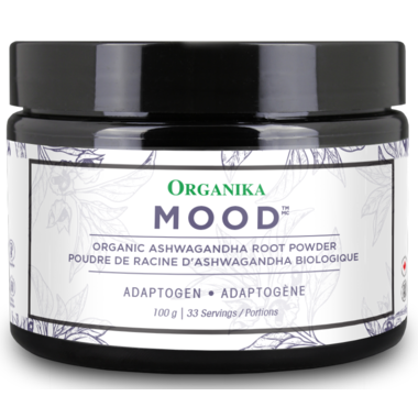 Buy Organika Organic Ashwagandha Root Powder - Mood at Pure Feast