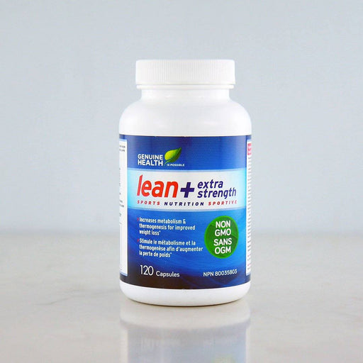 Buy Genuine Health Lean+ Extra Strength at Pure Feast