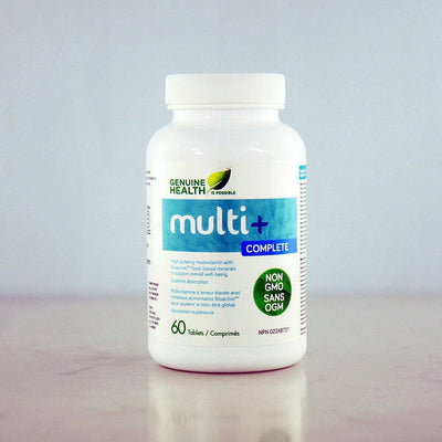 Genuine Health Multi+ Complete