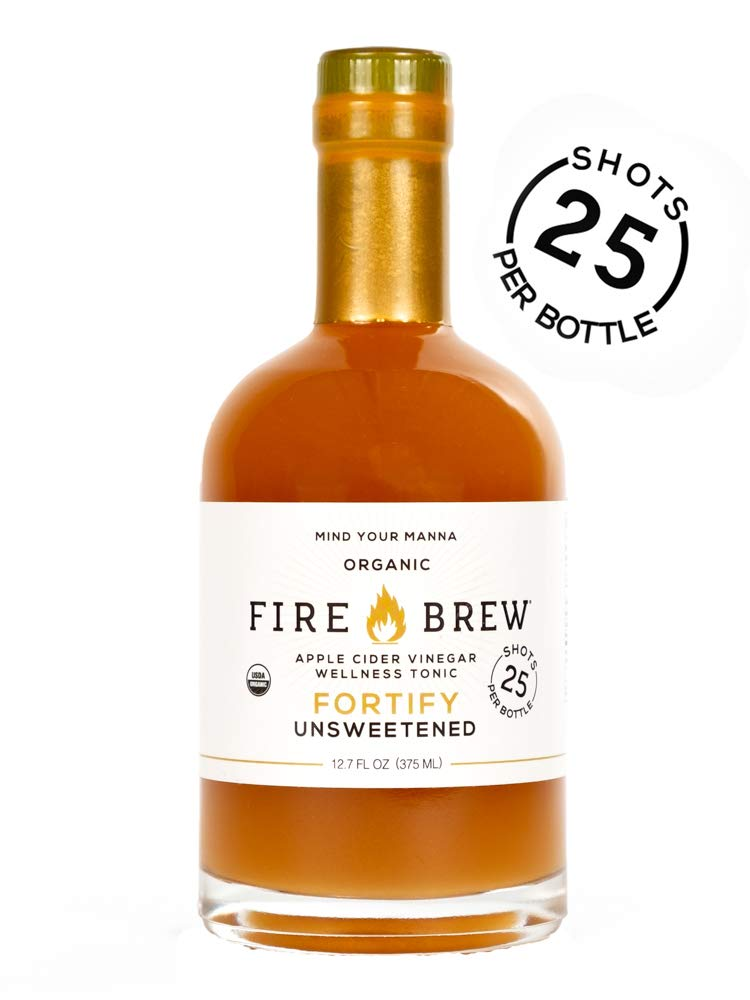 Buy Fire Brew Unsweetened Wellness Blend, 375 ml at Pure Feast