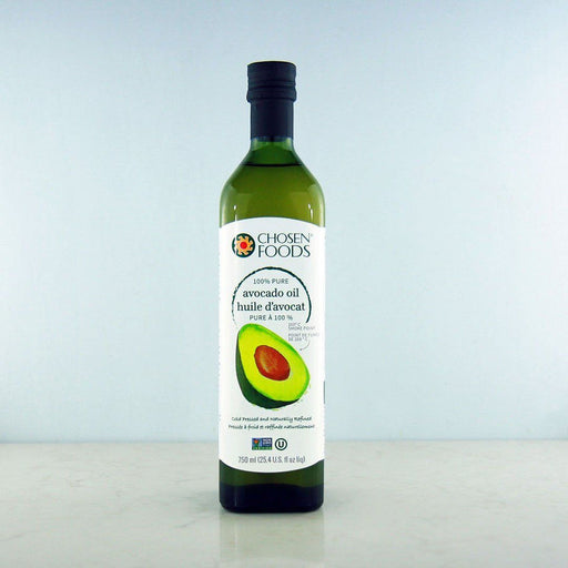 Chosen Foods 100% Pure Avocado Oil, 750mL at Pure Feast