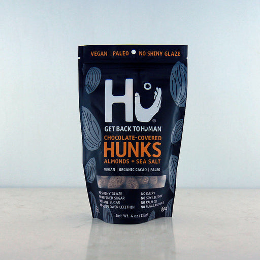Hu Chocolate Covered Hunks - Almonds & Sea Salt