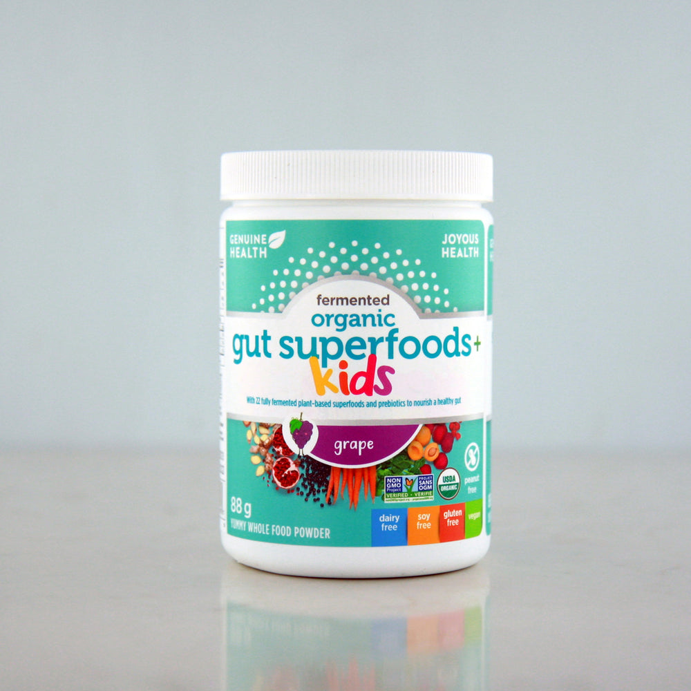 Genuine Health Fermented Organic Gut Superfoods+ Kids