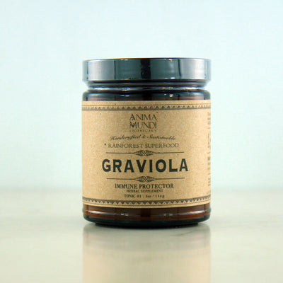 Buy Anima Mundi Graviola: Immune Protector at Pure Feast