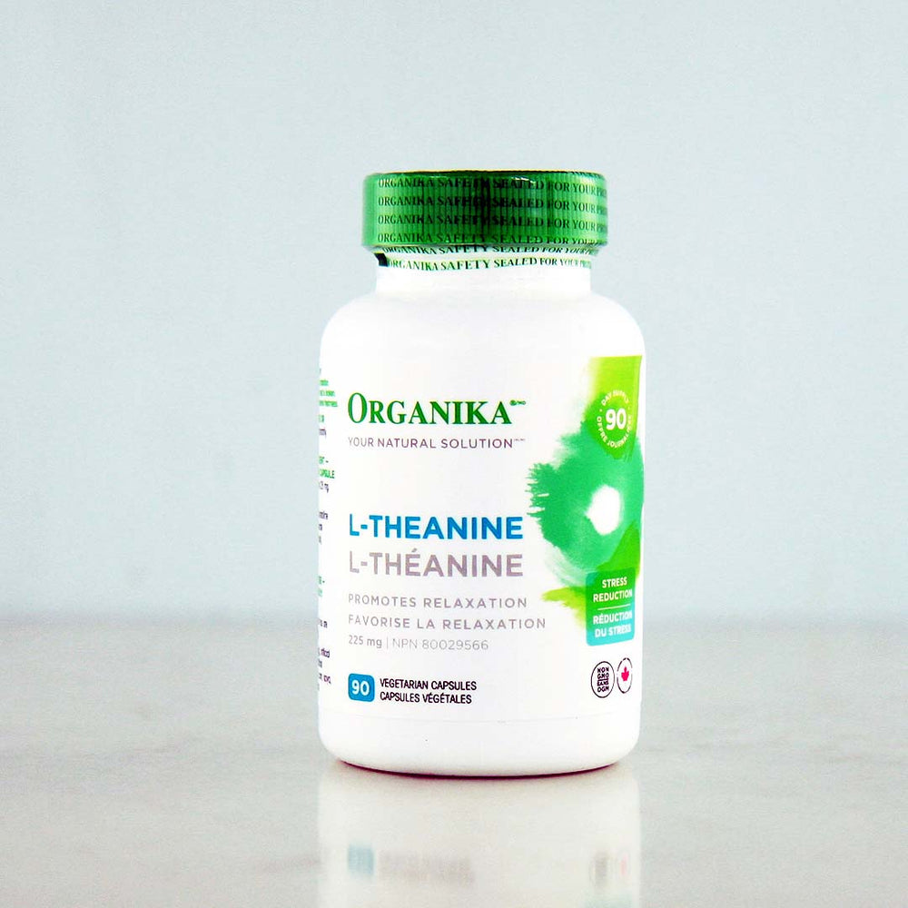 Buy Organika L-Theanine at Pure Feast